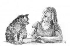 Hazel and Jill